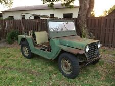 Jeep : Other M151