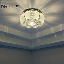 Modern LED Chandelier Crystal Ceiling Pendant Fixtures Light Fixtures Down Lamp