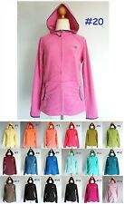 *NWT The North Face TKA 100 Hoodie Jacket Soft Fleece Top Women S M L XL 2XL