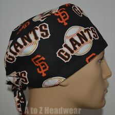 San Francisco Giants Unisex Surgical Scrub Cap Hat LIMITED EDITION!