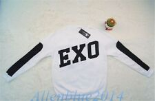 KPOP EXO Same Shirt Sweatshirt Sweater hoodie Miracles in December Concert NEW