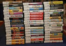 Nintendo DS & 3DS Replacement Game Cases (Artwork and Case Only)