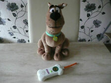 SCOOBY DOO PLUSH TOYS HIDE AND SEEK TALKING DOLLS WITH REMOTES SHAKING SCOOBY