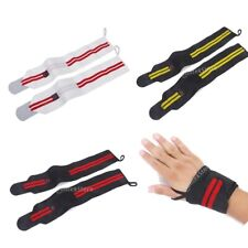 Weight Lifting Training Wrist Wraps Hand Support Gym Straps Brace Bandage Strap
