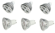 GU10 MR16 GU5.3 LED 3X3W Home Lamp Bulb spotlight CREE 9W Power Warm Cool White