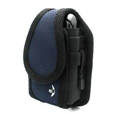 BLUE NITE IZE RUGGED CARGO CASE BELT HOLSTER CLIP COVER POUCH for AT&T PHONES