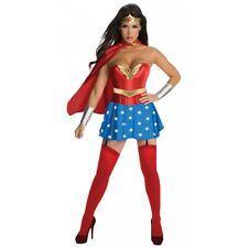 Wonder Woman Costume Adult Sexy Halloween Wonderwoman Fancy Dress