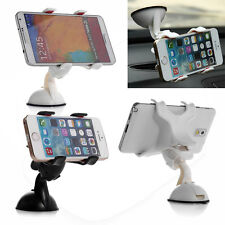 360°Car Windshield Air Vent Mount Cradle Holder for Mobile Smart Cell Phone MP4