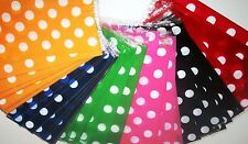 10 Minnie Mouse ~ Mickey Mouse MIX & MATCH POLKA DOT Cello BAGS Candies Cookies