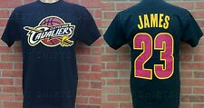 CLEVELAND CAVALIERS LEBRON JAMES JERSEY T-SHIRT