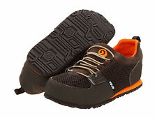 New Teva Kids Mush Frio Bungee  Shoes Sneakers Brown  Boy 4 6 Youth