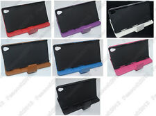 Multi Color Leather Cover Flip Case HOLDER WALLET For Sony Xperia Z3 L55T