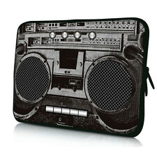 "Boombox 12 inch Sleeve Case Bag Pouch For 11.6""~12.1"" Netbook Tablet PC Laptop"