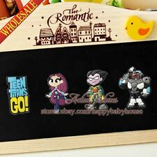 4PCS/SET Teen Titans Winx Club Mia Fridge Magnets,Cartoon Magnetic Stick Gifts