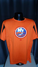 NHL New York Islanders Hockey Cool Base Lightwieght Tech Shirt  Nwt Mens sizes