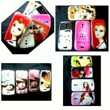 for micromax canvas hd a116 magnus a117 soft back case cover printed matte new