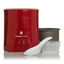 Wolfgang Puck Portable 1.5-Cup-Dry, 3-Cup-Cooked Rice Cooker BMRC0010