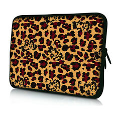 """Red Leopard 12 inch Laptop Case Bag Sleeve For NEW Acer Aspire 11.6"""" Notebook PC"""