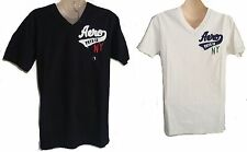 Mens AEROPOSTALE Aero Logo V-Neck Graphic T-Shirt NWT #2379