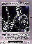 Terminator 2: Judgment Day (DVD 2003 Extreme DVD) METALLIC OUTER CASE