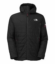 NEW Men's NORTH FACE Victory Hooded Down Jacket Black Puffer L XL Summit Series