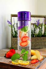 BRAND NEW Cold Sports Tritan Fruit Infused Infuser Sports Water Bottle BPA Free