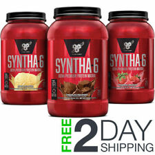 BSN Syntha-6 (2.91 lbs/5 lbs/10 lbs) All Flavors
