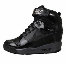NIKE AIR REVOLUTION SKY HI Black 599410 009