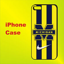 Michigan Wolverines Logo New Cover iPhone & Samsung Galaxy Case