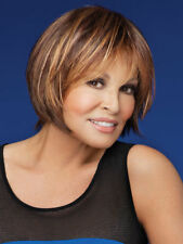 Muse Wig Raquel Welch (Instant 10% Rebate) Layered Bang Bob Cut Hand Tied Cap