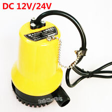 DC12V/24V  50W W Solar Panel Submersible Fountain Pool Garden Water Pump Outdoor