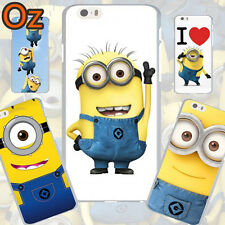 Minions Cover for Huawei Ascend P8, Quality Painted Case WeirdLand