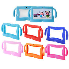 "7"" Inch Cute Soft Silicone Cover Case for Android Kids Gilrs Boys Pad Tablet PC"