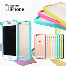 Slim Hybrid Shockproof Hard Bumper Matte Case Cover For iPhone 6/6 plus/6S/ 6S+