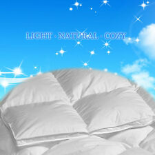 260TC 600 Loft European White Down   Comforter
