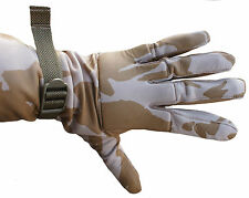 Camouflage Leather Combat Gloves