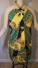 NWT Kaelyn Max II Long Tunic Top / Dress 1X 2X Inner Lining