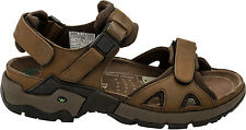 Allrounder by Mephisto Alligator Brown Waxy Comfort Sandal Mens 40-48 NEW!!!