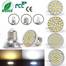 E27/GU10/MR16 24/29/48/60 3528/5050 SMD Spotlight Warm/Cool White LED club