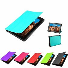 Ultra Slim PU Leather Smart Case Stand Cover For Amazon Kindle Fire HD 4th 7inch