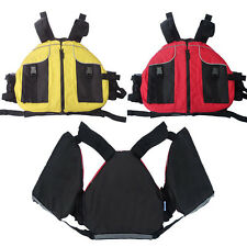 Water Sports Unisex Buoyancy Aid Swimming Floating Life Fishing Jacket Vests HOT