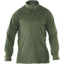 5.11 Tactical Mens Hunting Stryke Tdu Rapid Shirt Long Sleeve Hiking Top Green