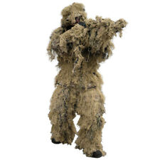 Us Military Ghillie Yowie Suit 4 Pcs. Airsoft Shooting Digital Desert Camouflage
