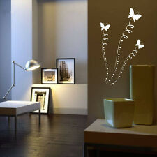 Vinyl Art Removable Wall Sticker Butterfly Home Bedroom Decor Mural DIY Decals