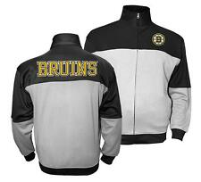 NWT Majestic Boston Bruins NHL Mens Big & Tall Fleece Jacket
