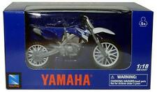 New Ray 1:18 Yamaha YZF 450 Replica Diecast Toy Model Motocross Kids Gifts