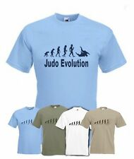 Evolution to Judo t-shirt Funny T-shirt sizes S TO 2XXL