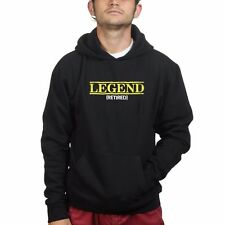 Legend Retired Retirement Funny Mens Sweatshirt Hoodie - Gift