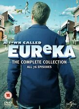 A Town Called Eureka: Seasons 1-5 (Box Set) [DVD]