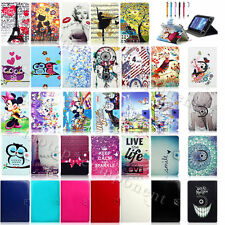 Universal PU Leather Stand Case Cover +Pen For Various Amazon Kindle Fire Tablet
